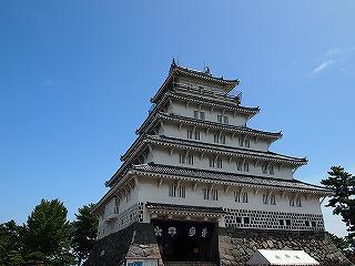 島原城は城内に駐車場があって超便利だし、スタッフの方が絶妙な構図で写真を撮ってくれるので出木杉くん。