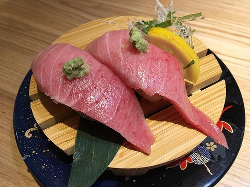 回転寿司すし丸で食べたものを紹介してみる。