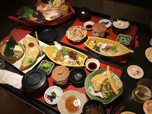 「阿も珍」での夕食でトラブル発生。福山市東川口町にある店舗で。