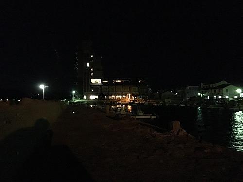 ポニョの街、福山市鞆町でチィチィイカを狙う。エギングで!(6)