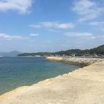 愛媛県を旅行中に立ち寄った釣り場一覧。