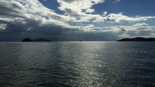出航2回目にして冬の海の洗礼を受けてきた。転覆、落水も覚悟した1時間半。(2)