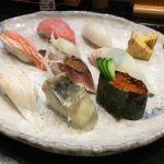廻鮮寿司しまなみ(回転寿司)の特上握り寿司セットはおすすめ。