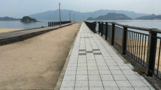 しまなみ海道 因島の駐車場がある釣り場をまとめておく
