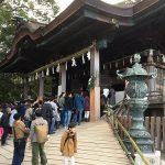 2019年の初詣も金刀比羅宮(こんぴらさん)に行きました。
