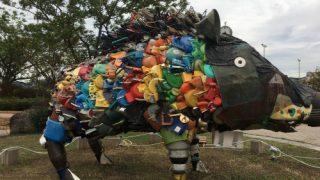 【瀬戸芸2019秋会期】宇野港周辺の瀬戸芸作品を紹介します。