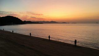 尾道市向島で青物(ヤズ・ハマチ)が釣れているみたいなのでショアジギングしてきた。