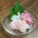 アコウとサワラを刺身、味噌煮、竜田揚げに料理してみました。